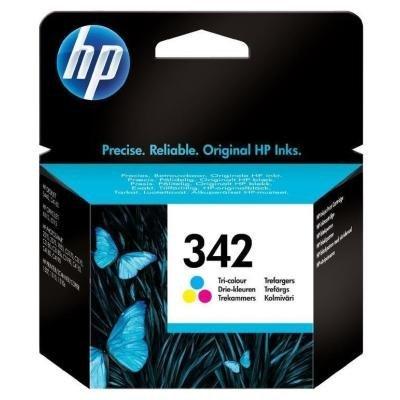 Inkoustová náplň HP 342 (C9361EE) CMY