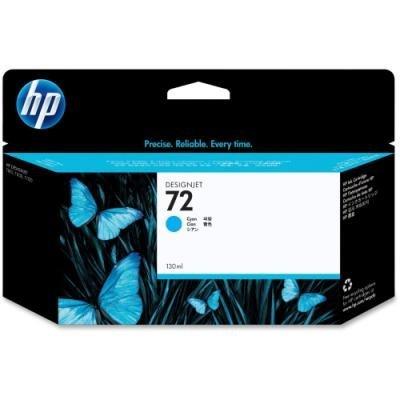 Inkoustová náplň HP 72 (C9371A) modrá