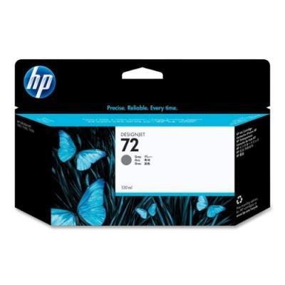 Inkoustová náplň HP 72 (C9374A) šedá