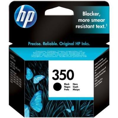 Inkoustová náplň HP 350 (CB335E) černá