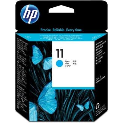 Tisková hlava HP 11 (C4811A) modrá
