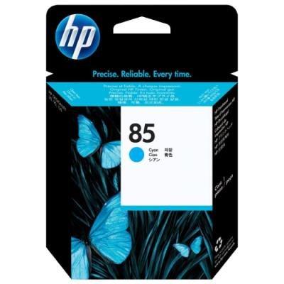 Tisková hlava HP 85 (C9420A) modrá