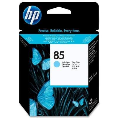 Tisková hlava HP 85 (C9423A) světle modrá