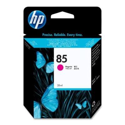 Inkoustová náplň HP 85 (C9426A) červená