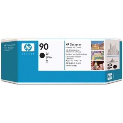 Tisková hlava HP 90 (C5054A) černá