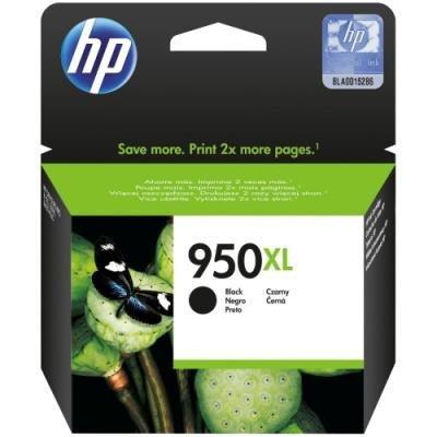 Inkoustová náplň HP 950XL (CN045AE) černá