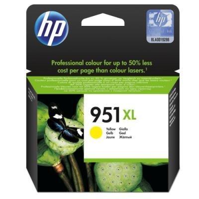 Inkoustová náplň HP 951XL (CN048AE) žlutá