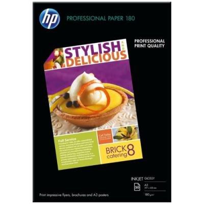 Papír HP Professional Paper 180 A3 50 ks