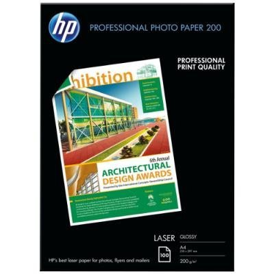 Fotopapír HP Professional Photo Paper 200 A4 100ks