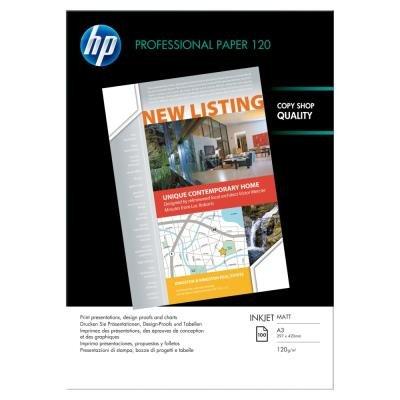 Papír HP Professional Paper 120 A3 100 ks