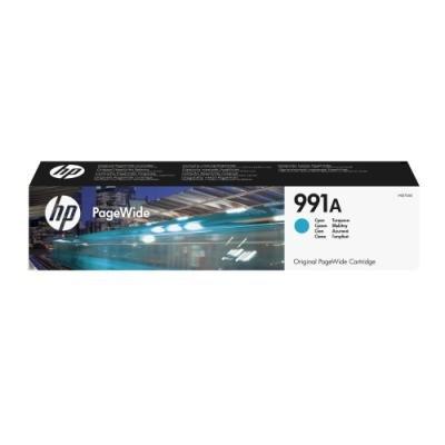 Inkoustová náplň HP 991A (M0J74AE) modrá