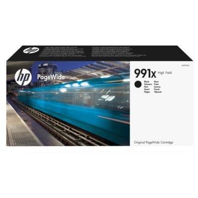 Inkoustová náplň HP 991X (M0K02AE) černá
