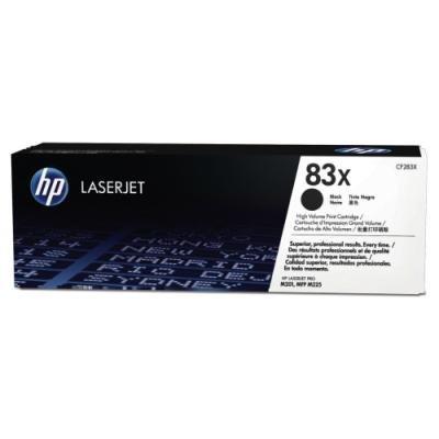Toner HP 83X (CF283XC) černý