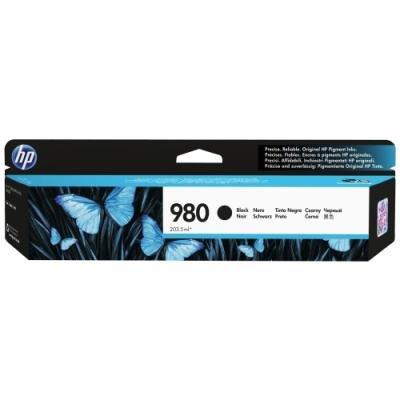 Inkoustová náplň HP 980 (D8J10A) černá