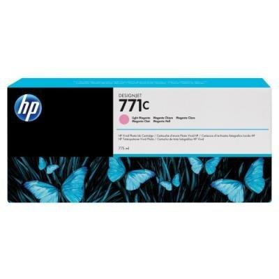 Inkoustová náplň HP 771C (B6Y11A) červená