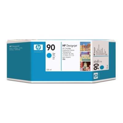 Inkoustová náplň HP 90 (C5060A) modrá