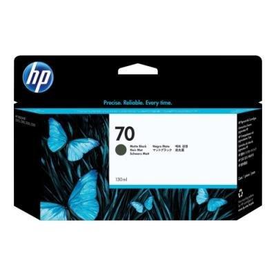 Inkoustová náplň HP 70 (C9448A) matná černá