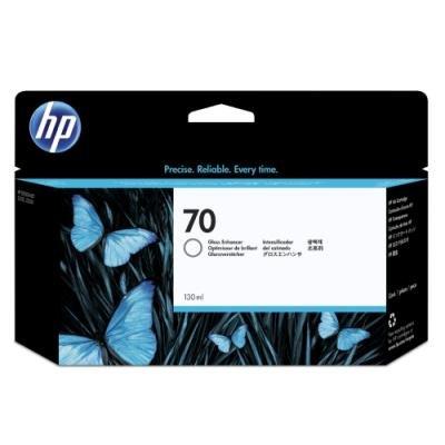 Inkoustová náplň HP 70 (C9459A) zesilovač lesku