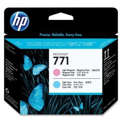 Tisková hlava HP 771 (CE019A) červená a modrá