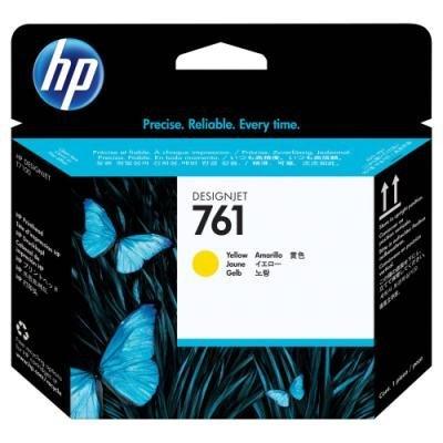Tisková hlava HP 761 (CH645A) žlutá