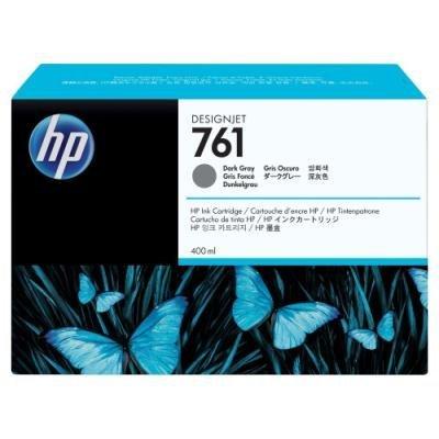 Inkoustová náplň HP 761 (CM996A) šedá
