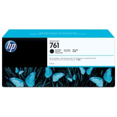 Inkoustová náplň HP 761 (CM997A) matná černá