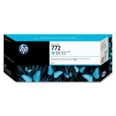 Inkoustová náplň HP 772 (CN632A) modrá