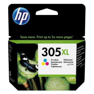 HP 305XL (3YM63AE) CMY