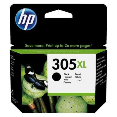 HP 305XL (3YM62AE) černá