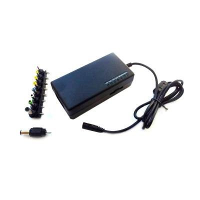 EUROCASE univerzální napájecí adaptér 96W (od 12V) 9 koncovek