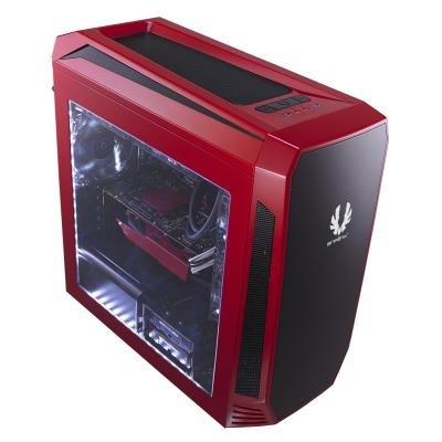 Skříň BitFenix AEGIS černočervená