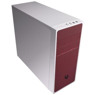 BITFENIX skříň Mid Tower NEOS/ bez zdroje/ USB 3.0/ bílá/červená