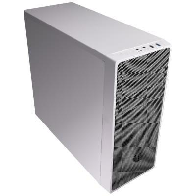 BITFENIX skříň Mid Tower NEOS/ bez zdroje/ USB 3.0/ bílá/stříbrná