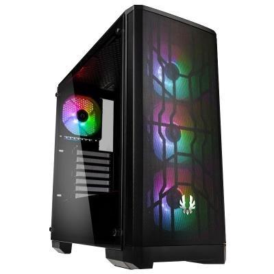 BitFenix Nova Mesh TG 4ARGB černá