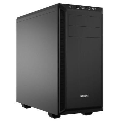Be quiet! skříň PURE BASE 600 / MidT / bez zdroje / 2xUSB 3.0 / černá
