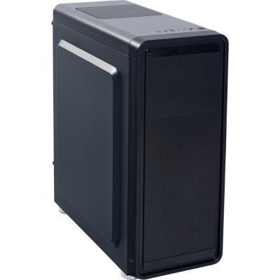 EUROCASE MidT ML X818 / bez zdroje / 2x USB2.0 + 1x USB3.0 / černá
