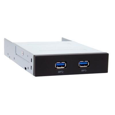 USB Hub CHIEFTEC MUB-3002 černý