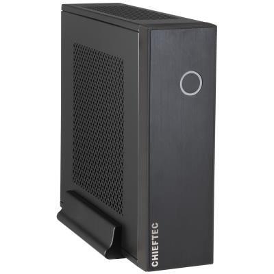 CHIEFTEC MiniT Compact IX-03B-85W/ mini-ITX/ 85W zdroj/ černý