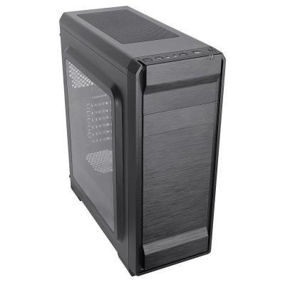 PC skříně Middle Tower bez zdroje