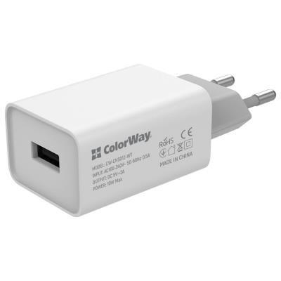 ColorWay napájecí adaptér USB 10W