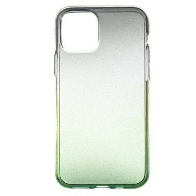 ColorWay Shine-Gradient Case pro iPhone 11 zelený