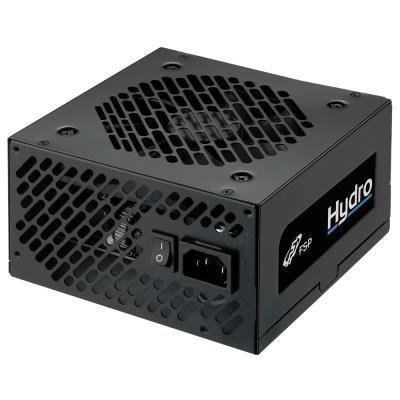 OPRAVENÉ - FORTRON zdroj Hydro Bronze - HD 500 / 500W / 120 mm fan / ATX / akt. PFC / Bronze 80 Plus