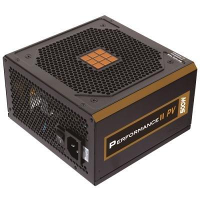 MICRONICS zdroj PERFORMANCE II PV 500W/ ATX/ 80PLUS Bronze/ D-VRM