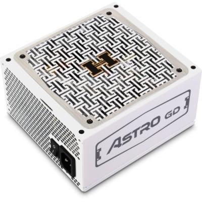 MICRONICS zdroj ASTRO 750W WHITE/ ATX/ 80PLUS Gold/ 135 mm fan/ Full Modular/ bílý