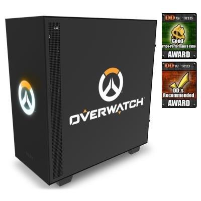 Skříň NZXT H500 Overwatch