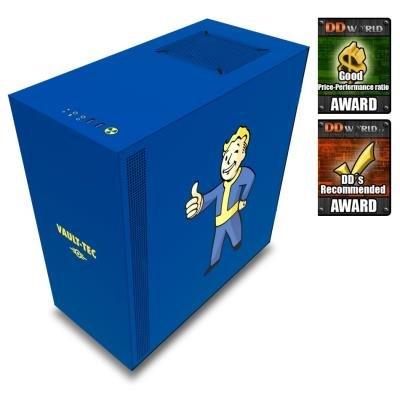 Skříň NZXT H500 Vault Boy