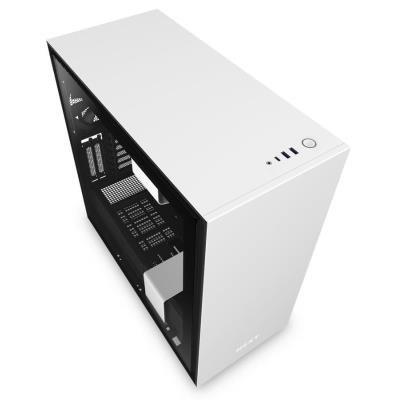 Skříň NXZT H710i bílá
