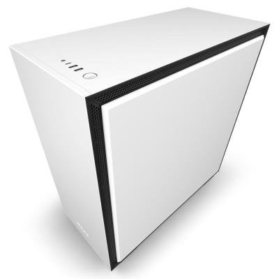 Skříň NZXT H710 bílá