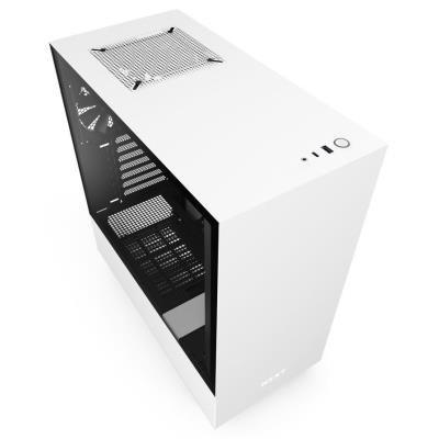 Skříň NZXT H510 bílá