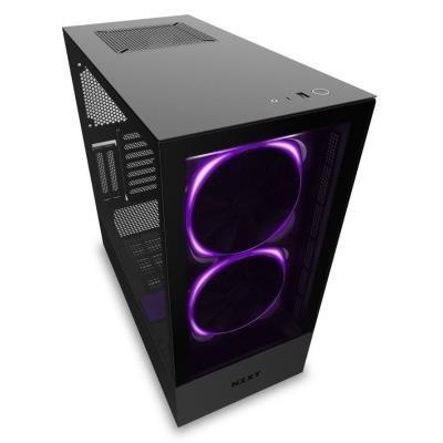 NZXT H510 Elite černá